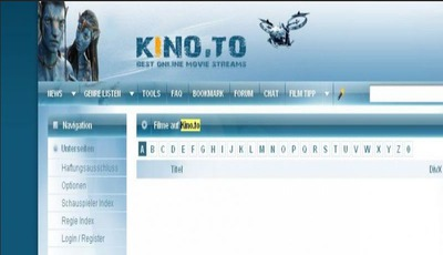 Kinox.to: Betreiber weiterhin auf der Flucht