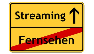 Nielsen-Studie: Streaming in Deutschland