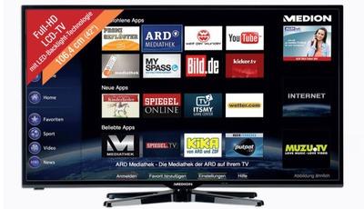 Aldi Nord: Medion Full-HD Fernseher im Angebot