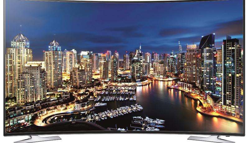 Montags-Angebot: 55 Zoll Samsung UE55HU7100