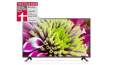 Letzter Tag der Cyber Monday Woche: LG Fernseher im Angebot