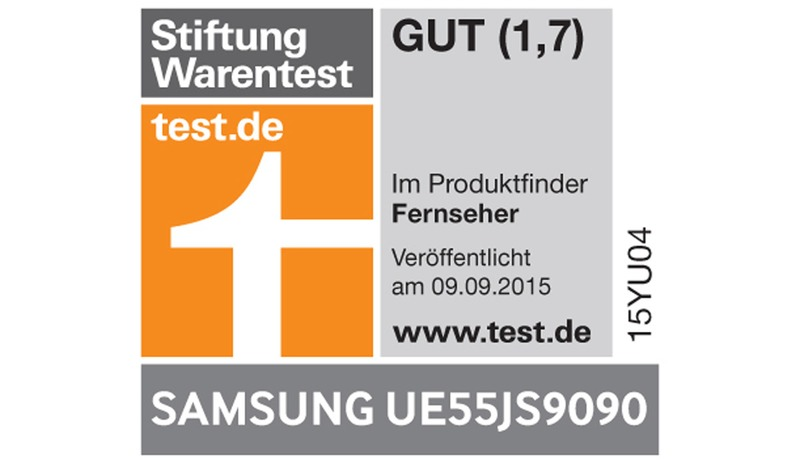 samsung fernseher auf den top pl tzen bei stiftung warentest fernseher test 2018. Black Bedroom Furniture Sets. Home Design Ideas