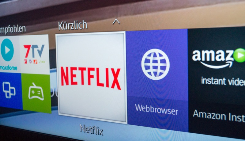 how do i download netflix app on samsung tv