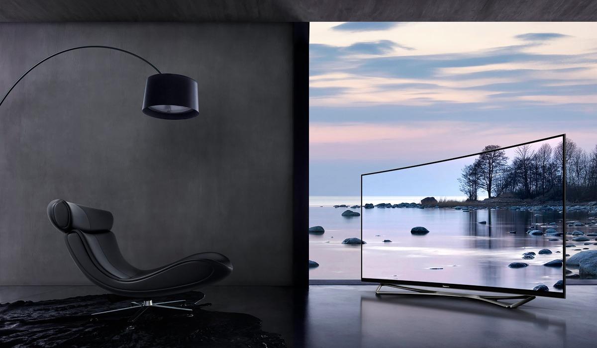 panasonic bester oled fernseher tx 65czw954 fernseher test 2018. Black Bedroom Furniture Sets. Home Design Ideas