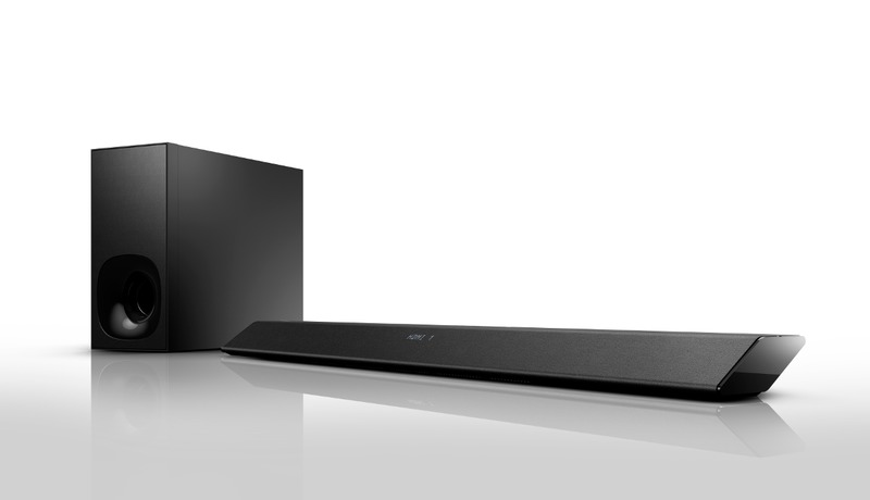 Sony HT-CT380B 2.1-Kanal Soundbar