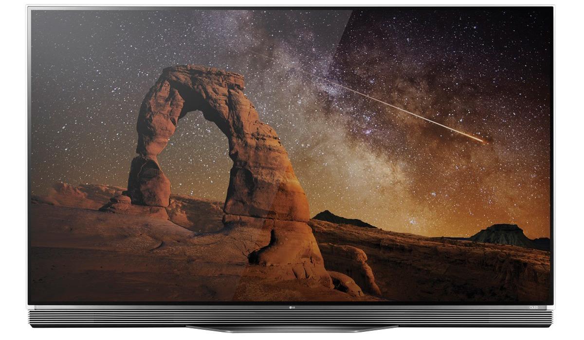 LG OLED E6 mit HDR