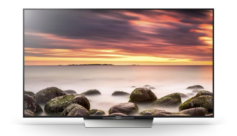 Alles über die neuen 4K Sony Fernseher 2016