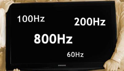 Bildwiederholfrequenz Fernseher