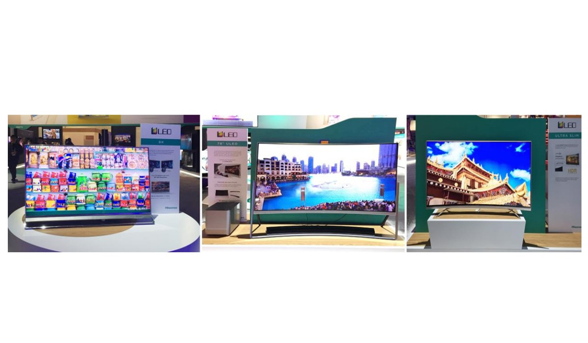 Hisense Fernseher 2016