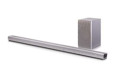 Die neuen Soundbars von LG für das Modelljahr 2016