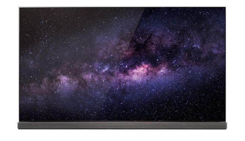 LG präsentiert Signature OLED65G6P in Superbowl Werbung