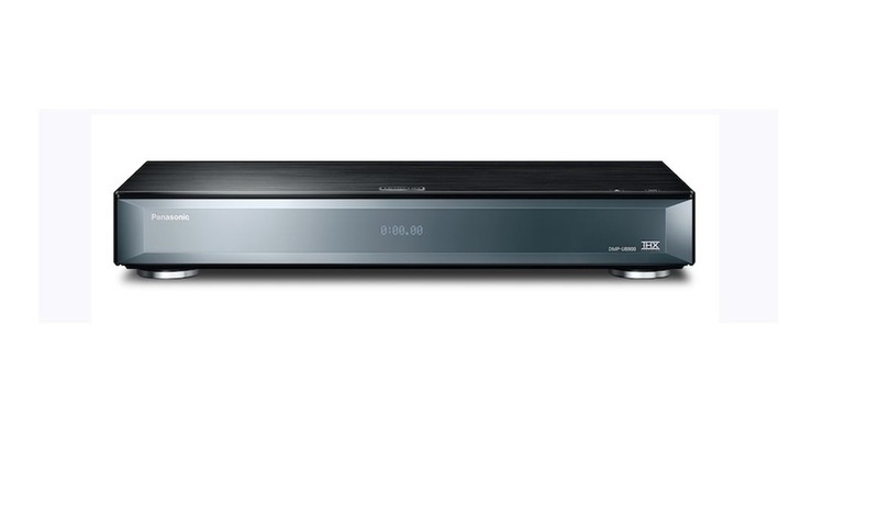 Panasonic DMP-UB900EGK UHD-Blu-ray Player im Vorverkauf