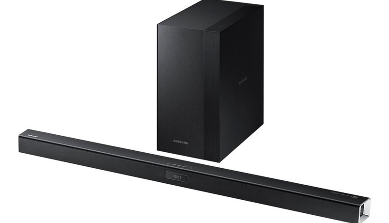 samsung hw j450 en 2 1 soundbar soundbar 2018. Black Bedroom Furniture Sets. Home Design Ideas