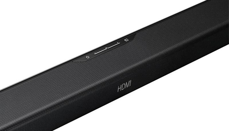 Samsung HW-J550/EN Soundbar (320W, kabelloser Subwoofer, Bluetooth) schwarz