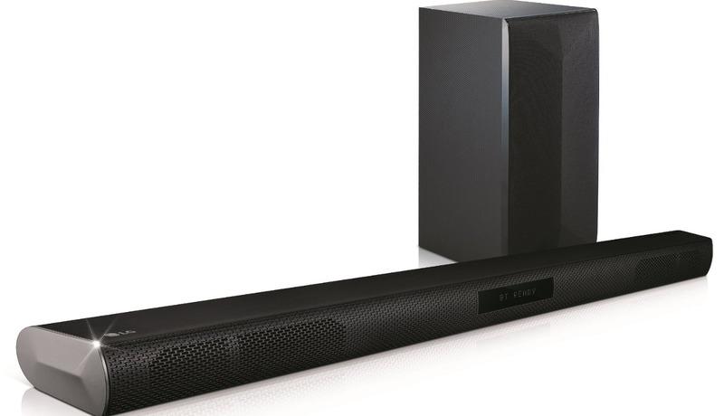 LG LAC555H Soundbar