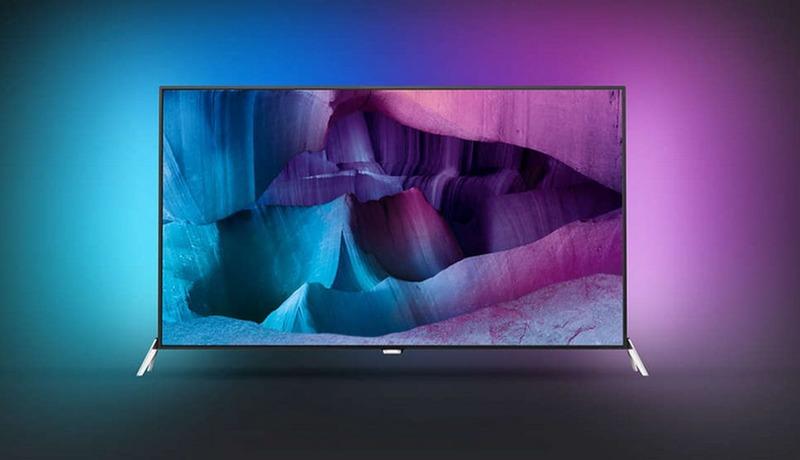 Philips präsentiert 2016er Fernseher mit 4K und HDR