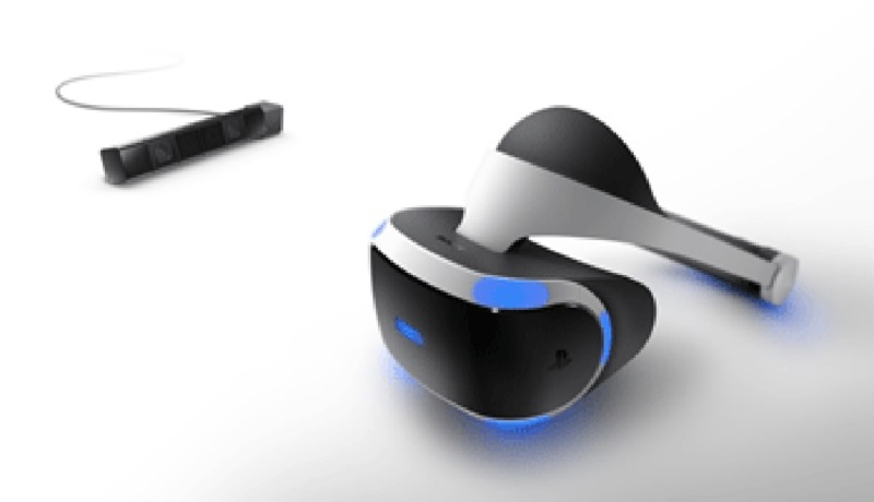 Sony Project Morpheus Play station VR