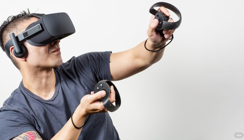Oculus Rift Virtual Reality