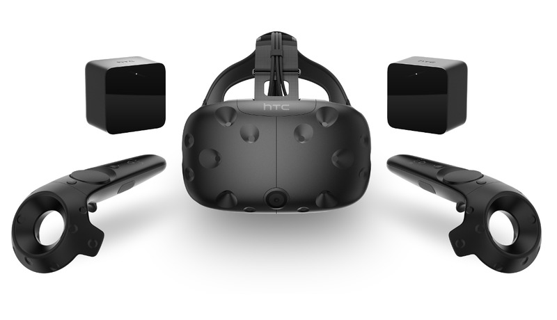 HTC Valve Vive Virtual Reality