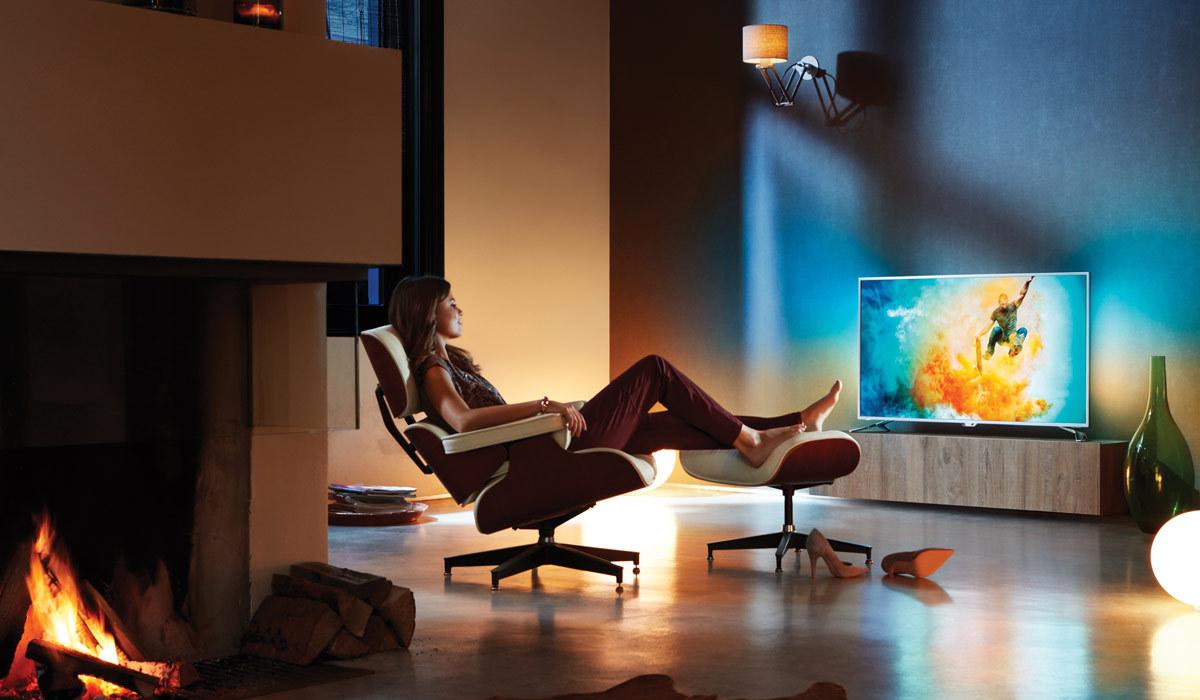 Philips Fernseher 6500